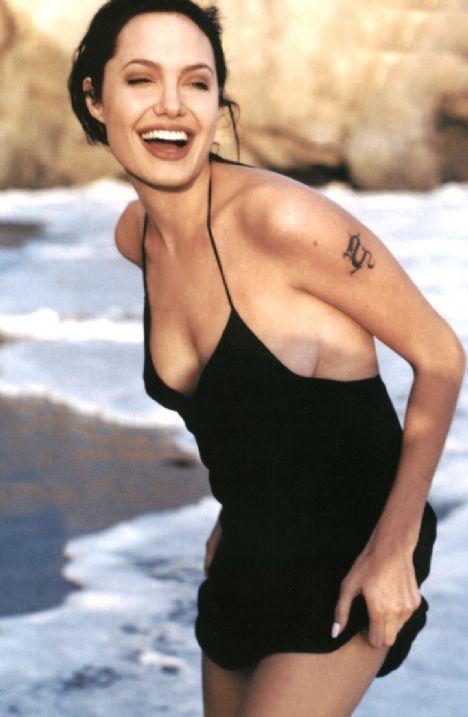 Jolie'nin şok pozları - 61